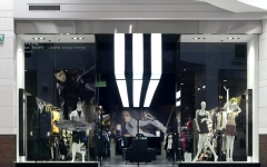 the first implementation of adidas new shop concept