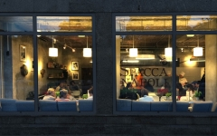 Spacca Napoli - a restaurant from Neapol in the heart of Warsaw