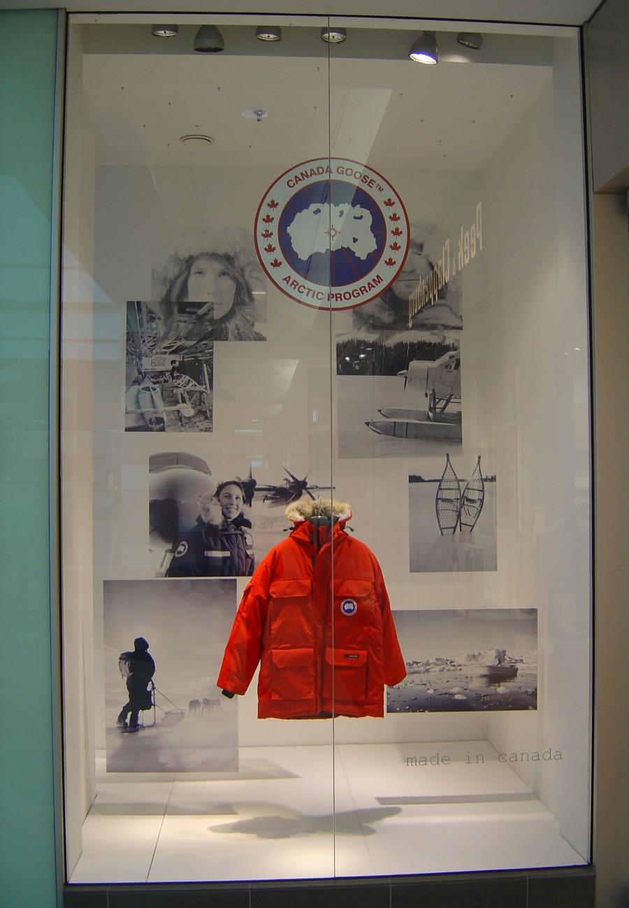 Canada Goose chilliwack parka outlet fake - Canada Goose - shop window